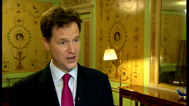 nick clegg interview nick clegg mp interview sot on female genital mutilation in the uk / stepping up training guidance and help given to doctors... - guidance stock videos & royalty-free footage