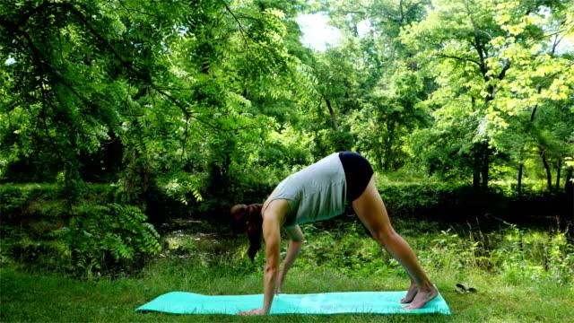 Hembra yogui