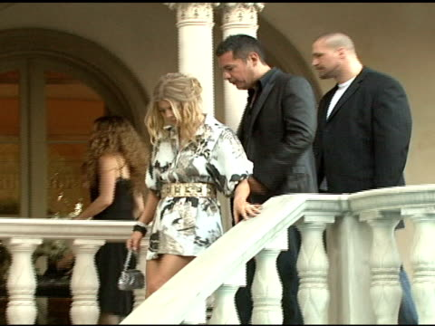 fergie at the cartier hosts the third annual loveday celebration at los angeles california - cartier video stock e b–roll
