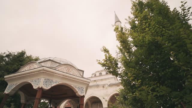 ferhadija / rebuilt mosque in banja luka, bosnia and herzegovina - bosnia and hercegovina stock videos & royalty-free footage