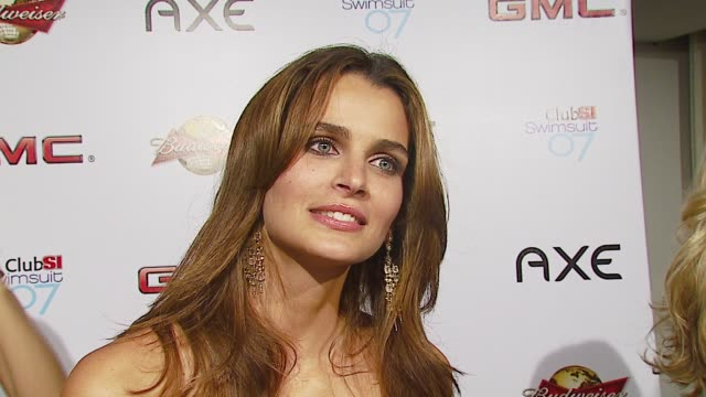 fernanda mota on the event at the sports illustrated swimsuit issue party at the pdc in los angeles california on february 14 2007 - sports illustrated swimsuit issue stock videos & royalty-free footage