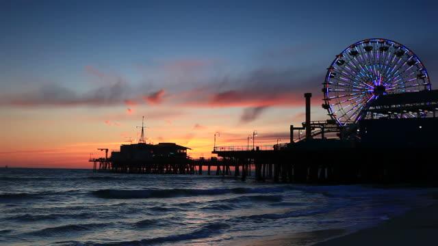 Riesenrad in Santa Monica