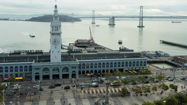 ferry building - 1915年点の映像素材/bロール