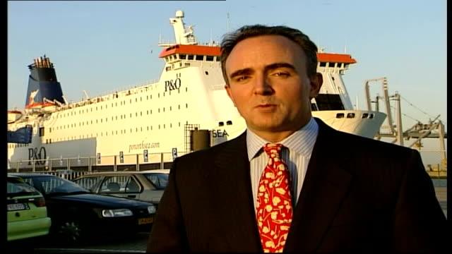 stockvideo's en b-roll-footage met zeebrugge i/c nat - zeebrugge