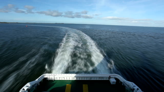 ferry - time lapse - passenger craft stock videos & royalty-free footage