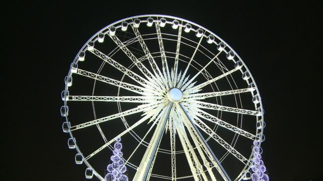 WS Ferry wheel at Place de la Concorde / Paris, Ile de France, France