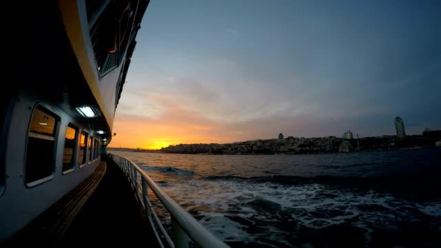 färja segling - färja bildbanksvideor och videomaterial från bakom kulisserna