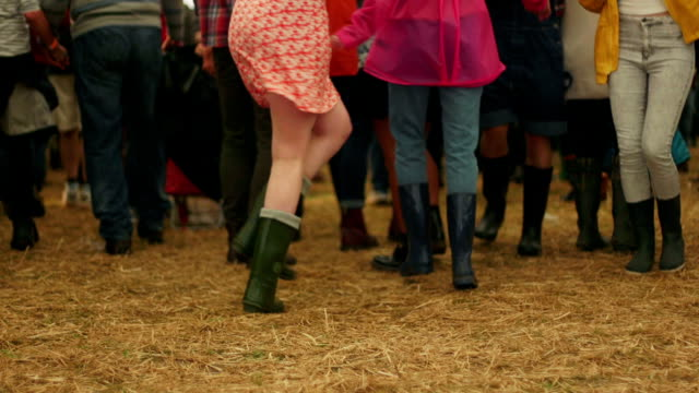 festival feet - foot stock videos & royalty-free footage