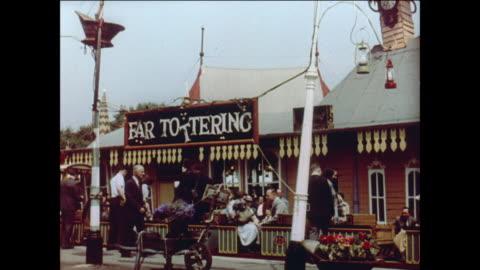 1951 festival of britain - 1951 bildbanksvideor och videomaterial från bakom kulisserna