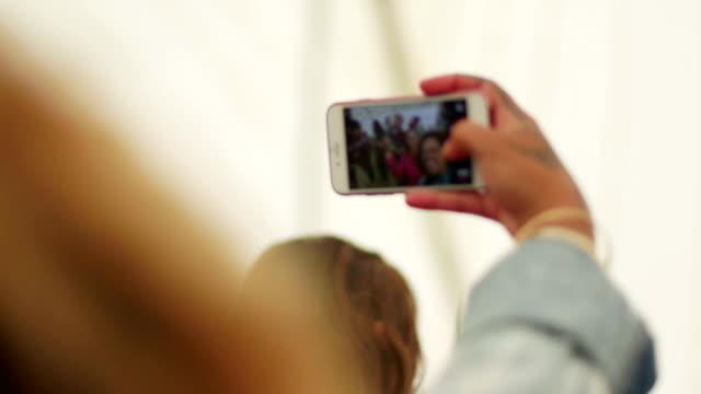Festival Selfies