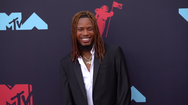 fetty wap at 2019 mtv video music awards at prudential center on august 26, 2019 in newark, new jersey. - wap stock videos & royalty-free footage