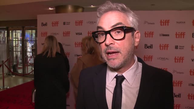 A few days after winning the Golden Lion top prize at the Venice film festival Mexican director Alfonso Cuaron presents his latest movie Roma in...