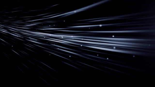 fiber optic background (loopable) - striped stock videos & royalty-free footage