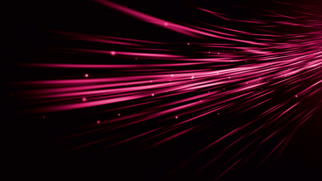 fiber optic background (loopable) - magenta stock videos & royalty-free footage