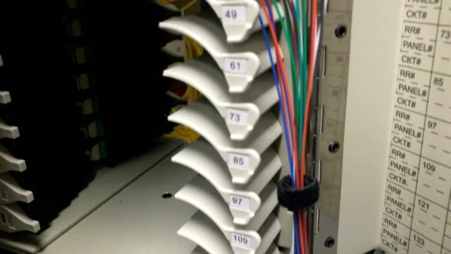 Fiber optic in indoors