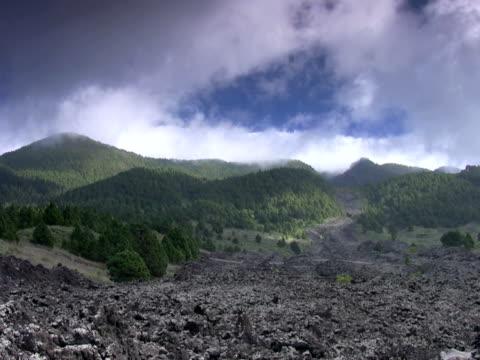 ntsc : フィールドの lava - 有名原生地域点の映像素材/bロール
