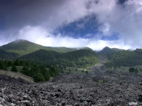 pal: field of lava - named wilderness area stock videos & royalty-free footage