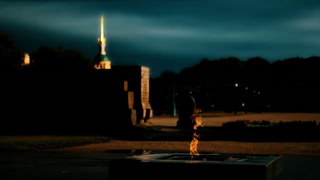 Marsfeld, Memorial