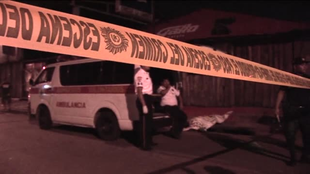 fifteen years after the end of a vicious civil war guatemala is still beset by violence only now it is organized crime and street gangs that are... - violence stock videos & royalty-free footage