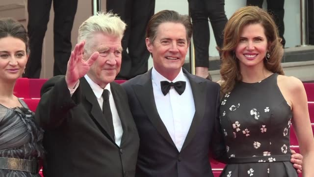 Fifteen years since his last appearance at Cannes David Lynch who received the Palme d'or for Wild at Heart in 1990 won the attention of most at the...
