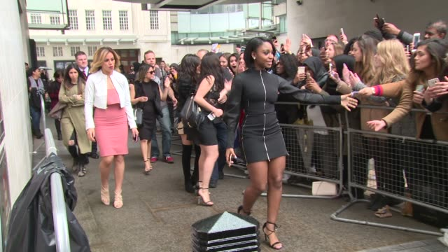 Fifth Harmony on April 07 2016 in London England