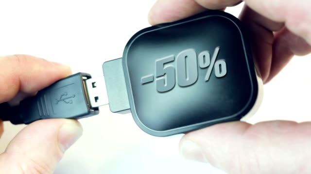 50 Prozent Ermäßigung