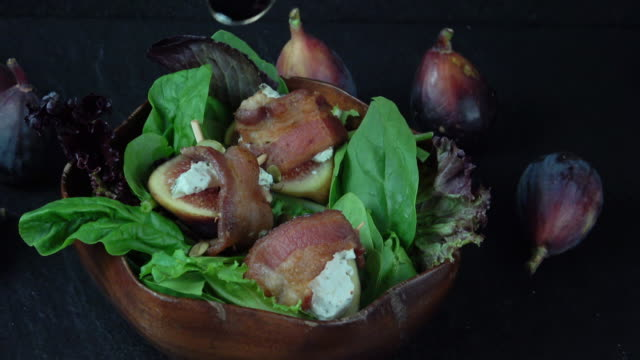 fig appetizer - ripe stock videos & royalty-free footage