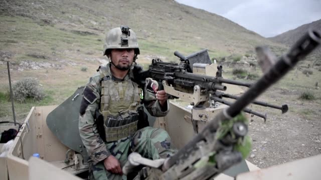Fighting and clearance operations continue in eastern Afghanistan where the US dropped a Massive Ordnance Air Blast bomb otherwise known as the...