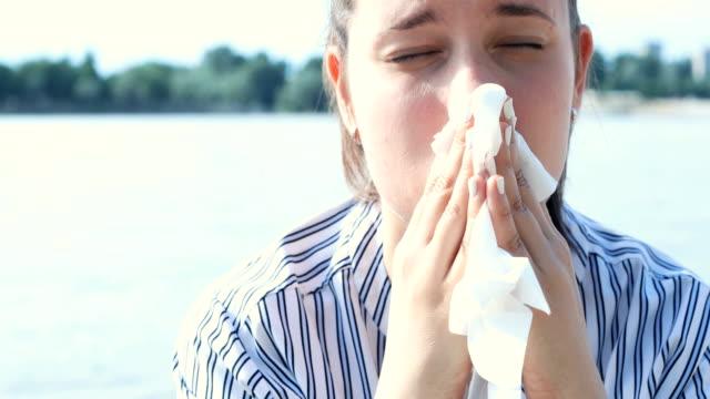 fighting the flu - season stock videos & royalty-free footage