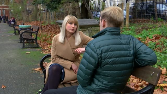 Figures reveal that mental health units in London are dangerously full ENGLAND London EXT 'Andy' set up shots with reporter / interview SOT John...