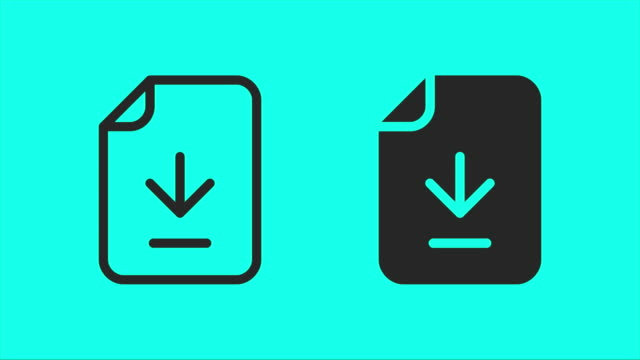File Downloading - Vector Animate