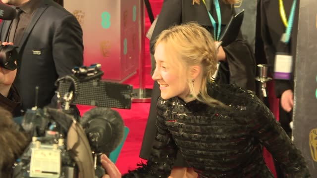 Red Carpet More red carpet GVs including Gary Oldman Andy Serkis Saoirse Ronan Annette Bening Taron Egerton / Andy Serkis interview SOT / Armando...