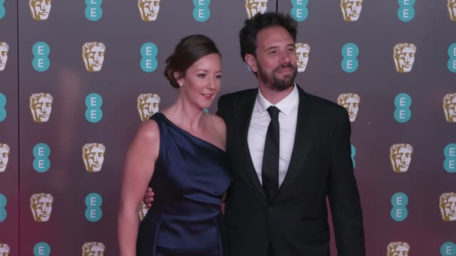 film awards 2020 red carpet photocall england london royal albert hall bafta film awards 2020 ext / night *** beware actors and celebrities pose for... - al pacino stock videos & royalty-free footage