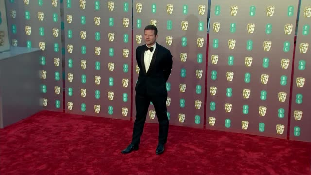 bafta awards 2019 red carpet photocalls and arrivals england london kensington the royal albert hall photography*** bafta logo / edith bowman... - barry jenkins film director stock videos and b-roll footage
