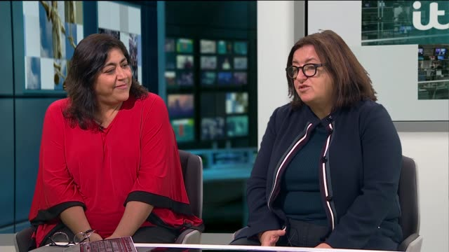 BFI research highlights gender imbalance in film industry Gurinder Chadha and Heather Stewart LIVE STUDIO interview SOT