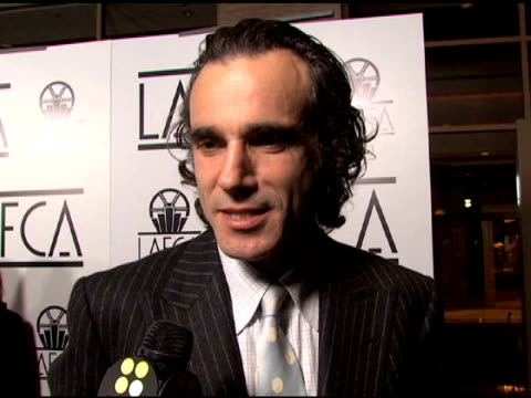 film critics awards at intercontinental: los angeles, ca 1/14/08 in hollywood, california on january 14, 2008. - 評論家点の映像素材/bロール