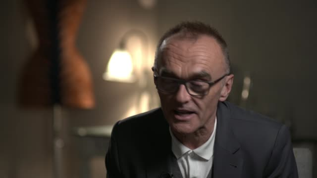 Danny Boyle explains why he walked away from the new James Bond film ENGLAND London INT Danny Boyle interview SOT re reason he walked away as...