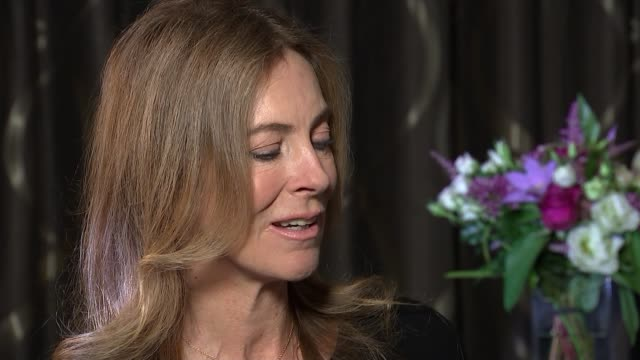 'detroit' premiere kathryn bigelow interview sot re racism in america trump charlottesville white privilege in hollywood - racism stock videos & royalty-free footage