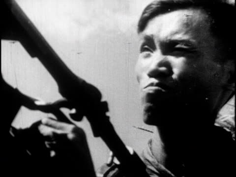 Film from North Vietnam depicting civilian life and armed conflict during the Vietnam War