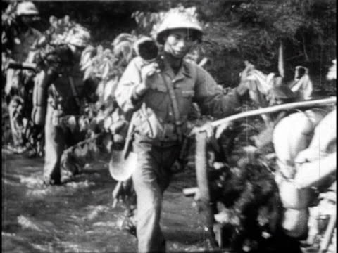 film from north vietnam depicting civilian life and armed conflict during the vietnam war - vietnam war stock videos & royalty-free footage