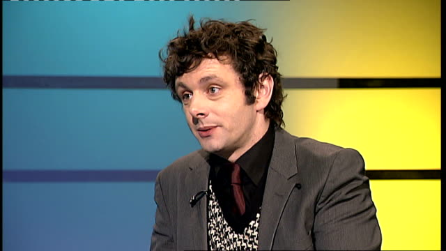 michael sheen interview; sheen interview sot - michael sheen bildbanksvideor och videomaterial från bakom kulisserna