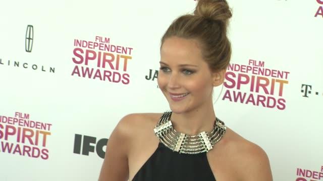 Film Independent Spirit Awards Arrivals on 2/23/13 in Santa Monica CA