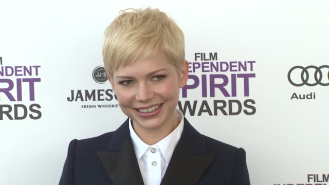 Film Independent Spirit Awards Arrivals Santa Monica CA United States 2/25/12