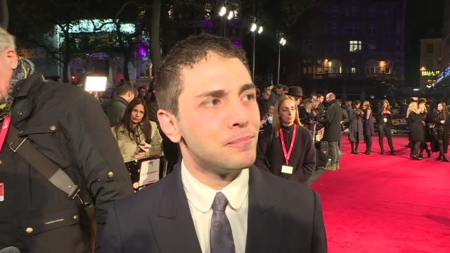 'It's Only the End of the World' premiere Xavier Dolan interview SOT re new film 'It's Only the End of the World' and upcoming Hollywood film