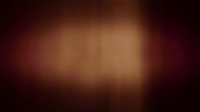 film leader forms blur and streak (loop). - filmvorspann stock-videos und b-roll-filmmaterial
