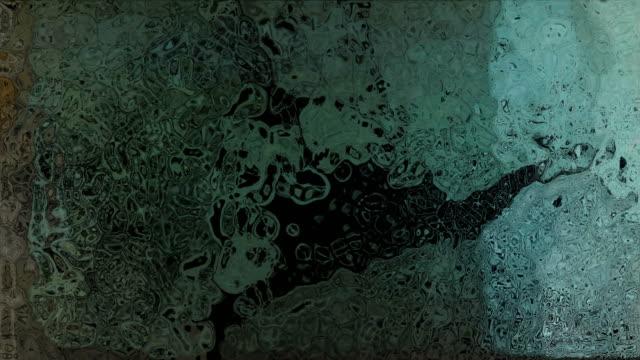 stockvideo's en b-roll-footage met film leader forms flicker and pulse (loop). - sprocket