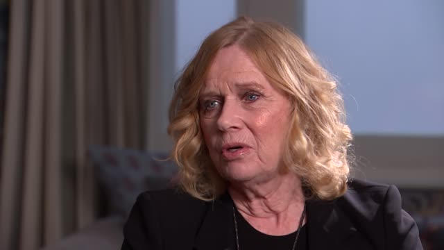 liv ullmann interview liv ullmann interview sot - liv ullmann stock videos and b-roll footage