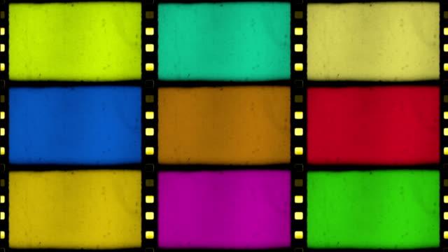 vídeos y material grabado en eventos de stock de cargador de pantalla dividida. - pantalla dividida