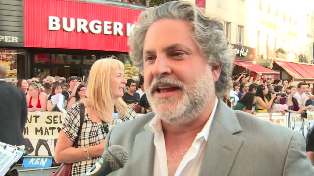 'magic mike xxl' red carpet arrivals gregory jacobs speaking to press and interview sot / amber heard posing with fans and signing autographs on red... - adam rodriguez stock videos and b-roll footage
