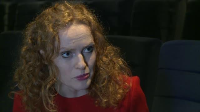 Mayfair's Curzon cinema under threat from developers Professor Kate Williams interview SOT Various shots Curzon Mayfair Cinema auditorium
